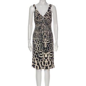 Diane von Furstenberg Ercury Sheath Dress